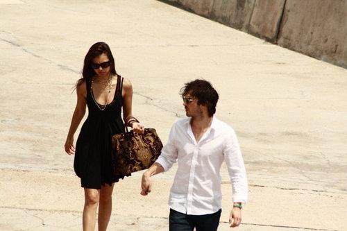Some stalkerish Fotos of Nina and Ian @ Monte Carlo