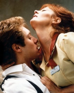 Susan Sarandon and James Spader in White Palace