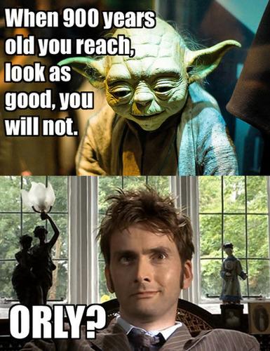 Tenth vs Yoda