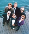 The Band - huey-lewis-and-the-news photo