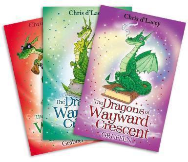 The Dragons of Wayward Crescent