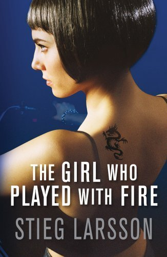 The Girl Who Played With fuego Book