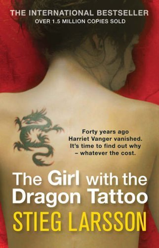 The Girl With The Dragon Tattoo wallpaper entitled The Girl With The Dragon Tattoo Book