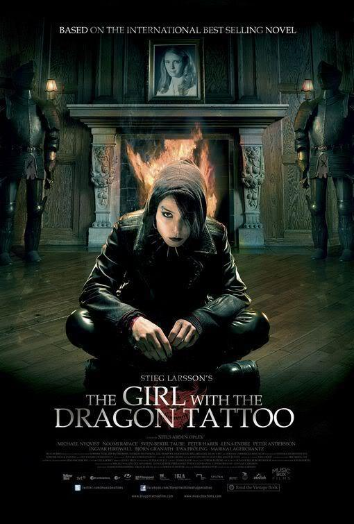 The Dragon Tattoo Poster