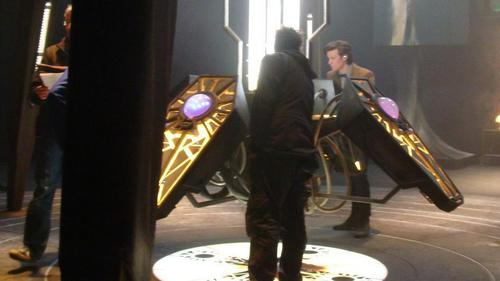 The Lodger ~ Behind the Scenes