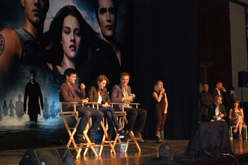 The Twilight Saga 'Eclipse' Convention