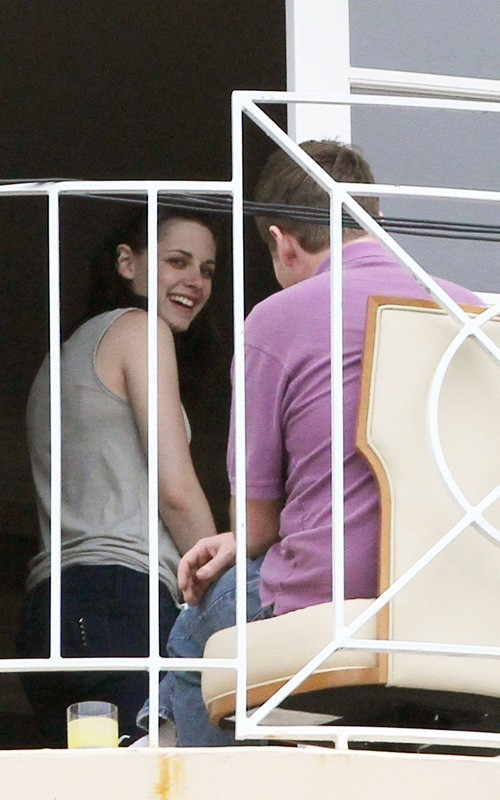 Twilight Cast out in LA