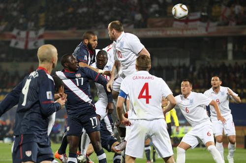 Wayne Rooney - FIFA World Cup 2010