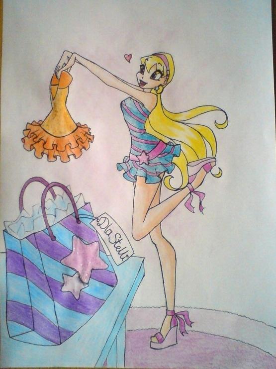 Winx Fan Art The Winx Club Fan Art 12992722 Fanpop