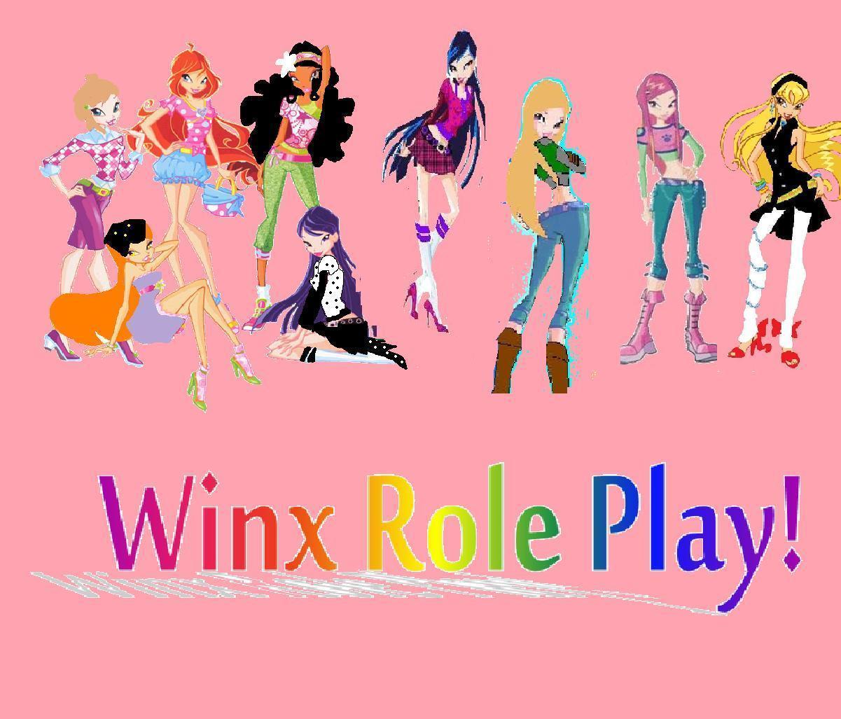 Winx Club Spielen
