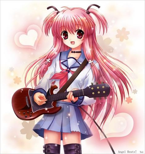 Yui - angel beats yui Image (16988484) - Fanpop