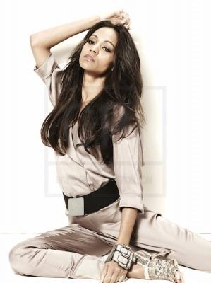 Zoe Latina Magazine Photoshoot