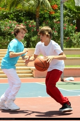 バスケットボール, バスケット ボール game!!! (5 pics)