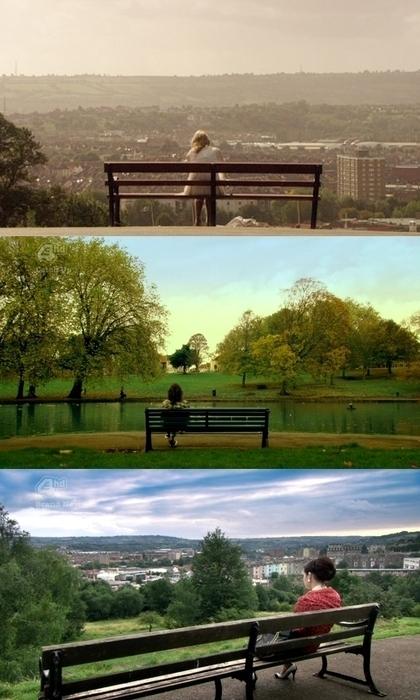 bench love