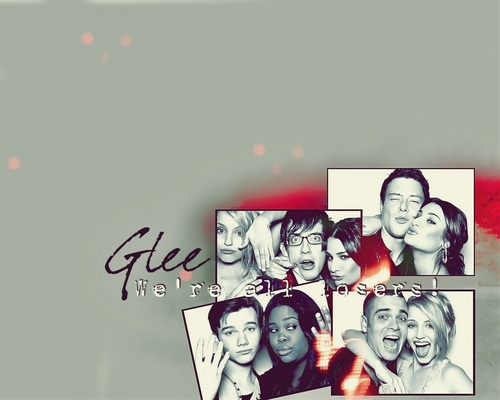 glee wallpaper
