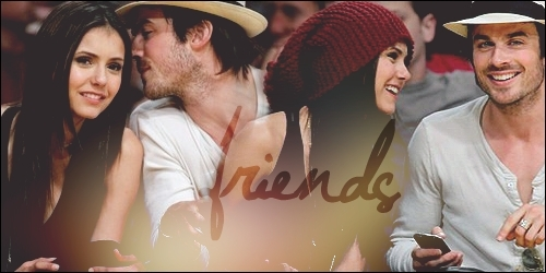 ian and nina - ian-somerhalder-and-nina-dobrev fan art