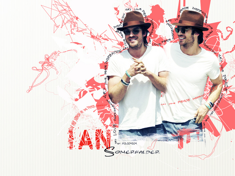 ian somerhalder wallpapers. ian somerhalder - Ian Somerhalder Wallpaper (12942523) - Fanpop