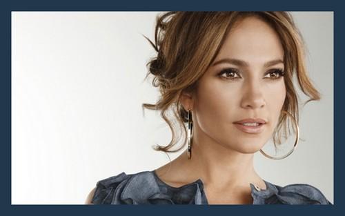 Jennifer Lopez Hintergrund entitled jlo
