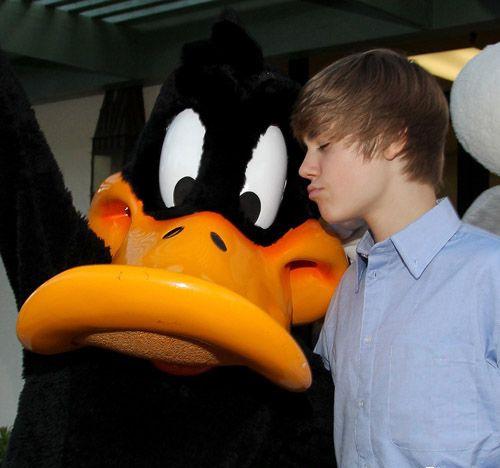 justin&daffyduck