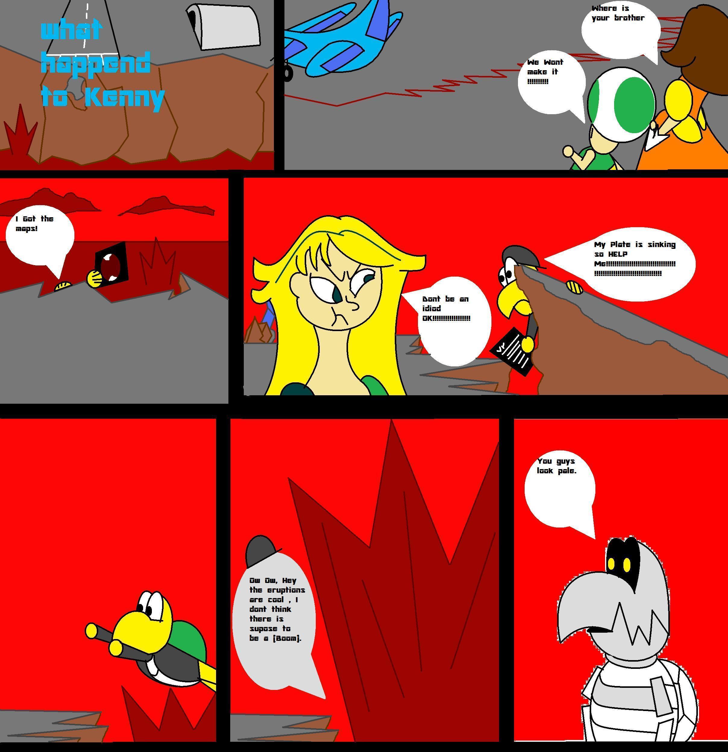 koopa comic