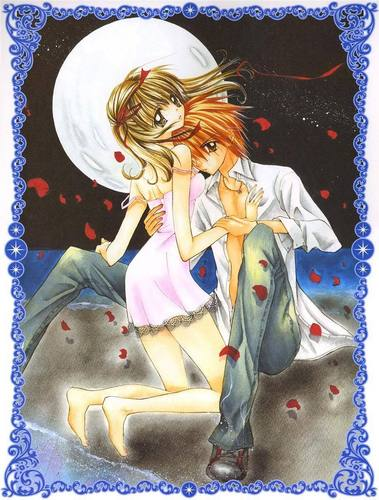 Pichi Pichi Pitch-mermaid melody वॉलपेपर titled luchia /kiato