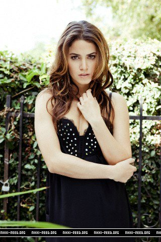 nikki reed nylon