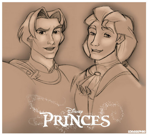 Disney Prince wallpaper titled prince