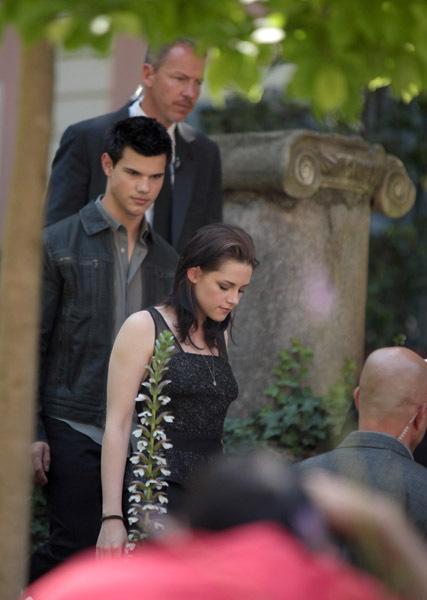 The Twilight Saga: Eclipse - Rome Photocall