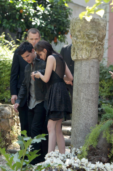 The Twilight Saga: Eclipse - Rome Photocall