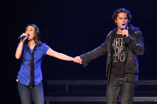 2010 Glee Tour