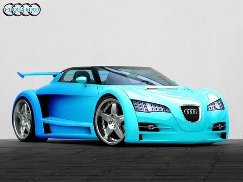 Audi F1 QUATTRO