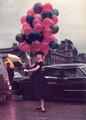 AUDREY BRINGS BIRTHDAY BALLOONS FOR ETIE <3 - classic-movies fan art