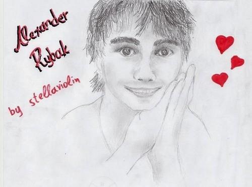 Alexander rybak by me
