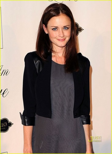 Alexis Bledel @ I Am l'amour Screening