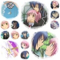 Amu And Ikuto - amu-hinamori photo