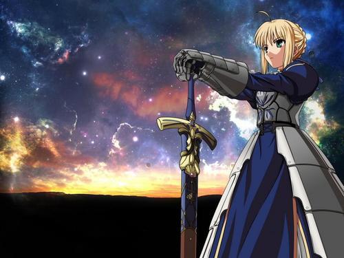 Arthuria pendragon.