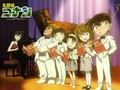 Bad singing... - detective-conan wallpaper
