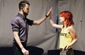 Behind the Scenes with SPIN - paramore photo