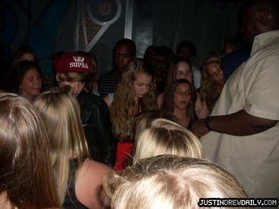Candids > 2010 > At Club Rush; (June 12th)