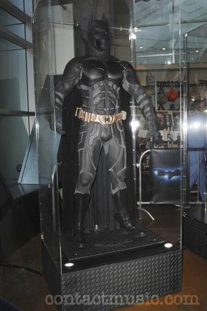 Christian Bale's Batman costume