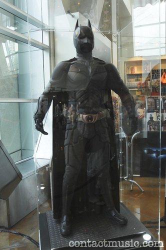Christian Bale's ব্যাটম্যান costume