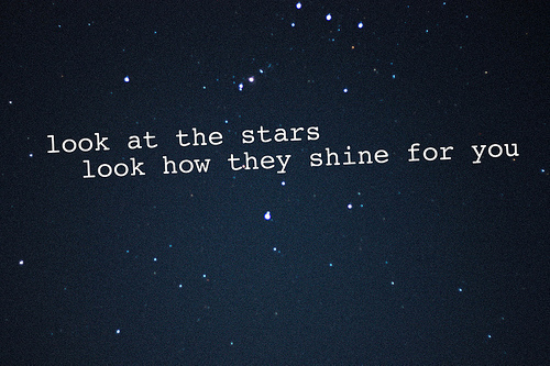 coldplay lyrics.