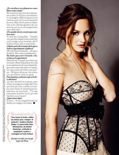 Cosmopolitan Spain (July 2010)