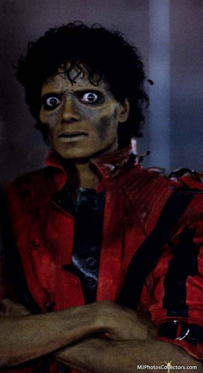 Cuz this is Thriller...