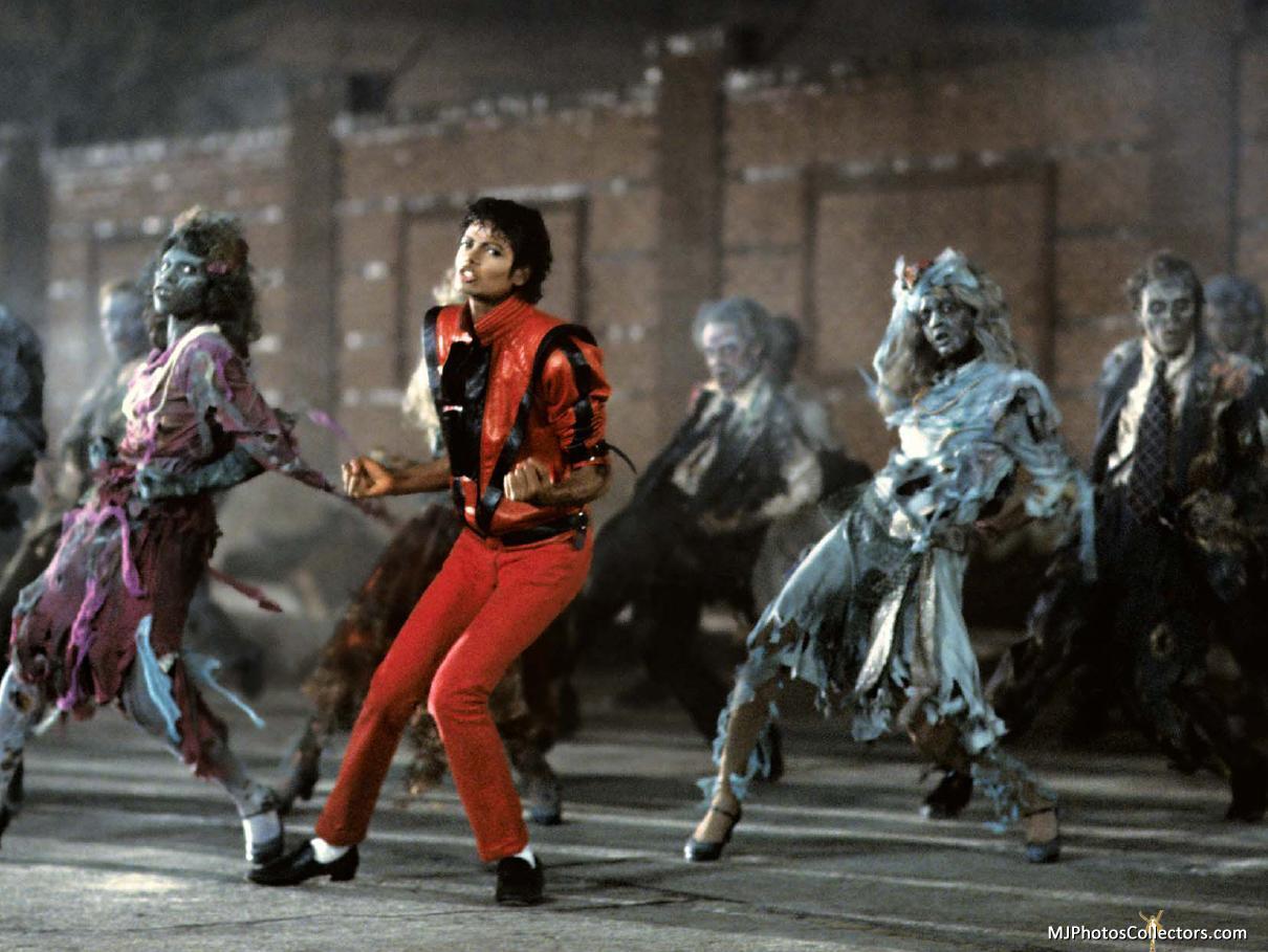 Cuz this is Thriller..