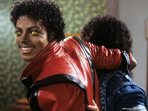 Cuz this is Thriller...