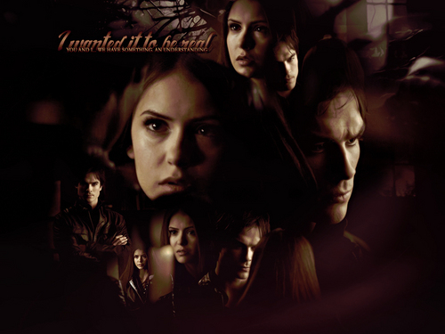 Damon & Elena (EPIC LOVE)