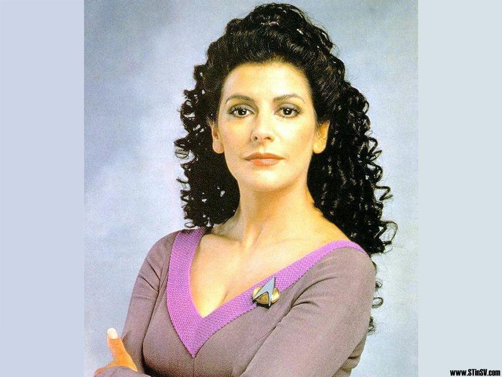 Star Trek-The Next Generation Deanna Troi