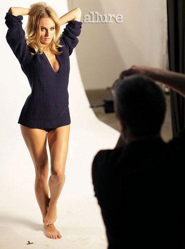Diane Kruger - Allure Magazine: July 2010 Issue