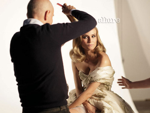 Diane Kruger - Allure Magazine: July 2010 Issue